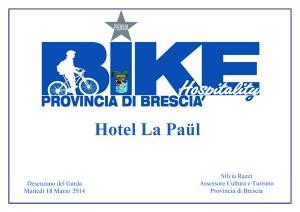 hotel per ciclisti Sirmione hotel la paul - GardaBike Hospitality