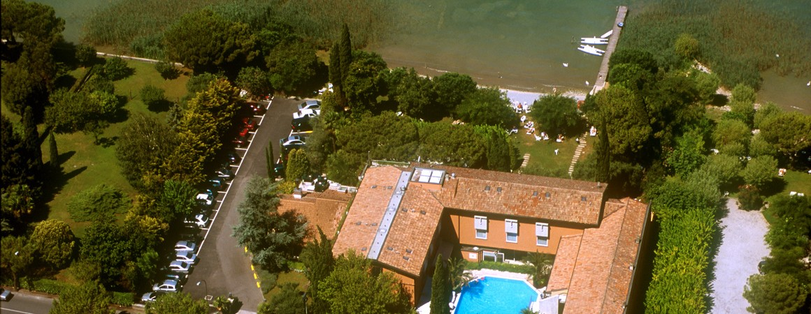 …. an oasis in Sirmione
