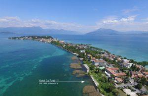 Visit lake Garda