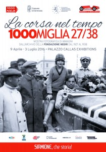 Mille Miglia exposition photo