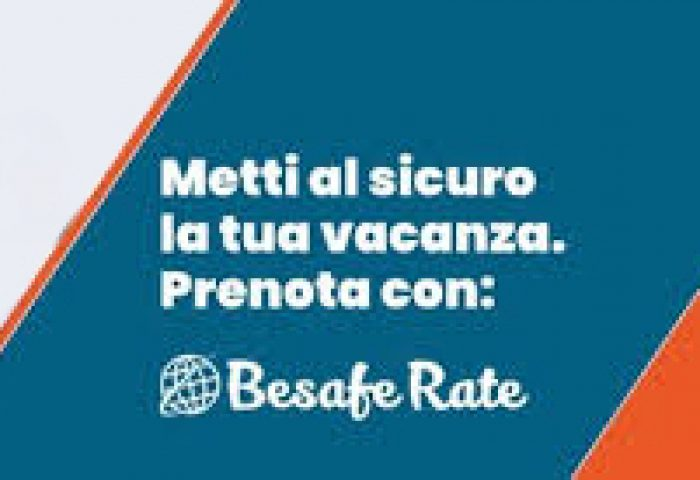 BeSafe Rate – Prenotazione garantita